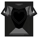 T-shirt Uomo Cuore