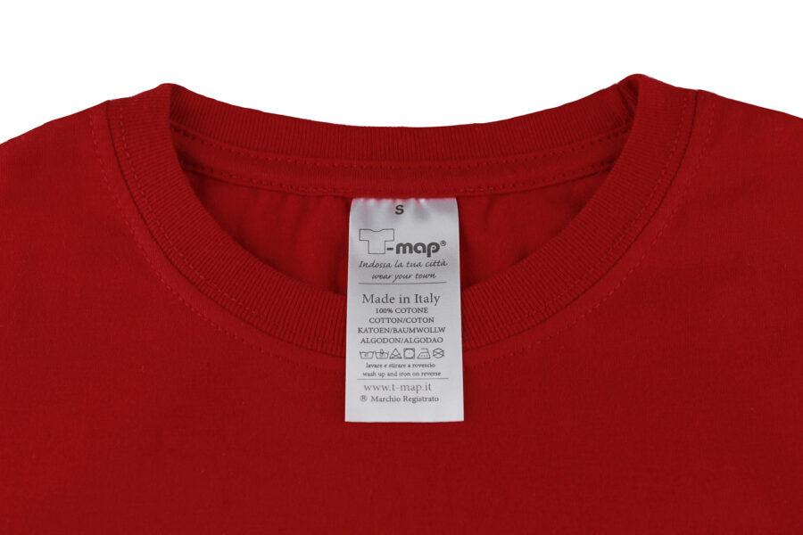 Pompei T-shirt T-map