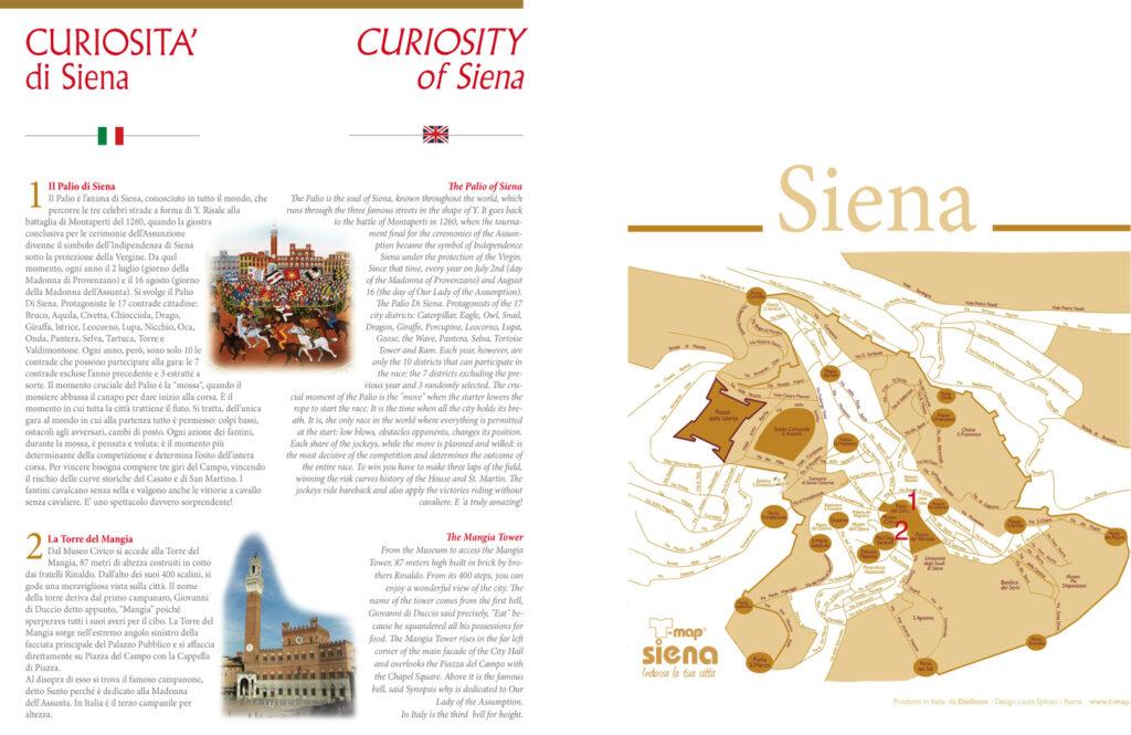 Siena T-map Packaging