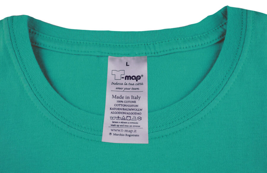 T-shirt T-map Catania