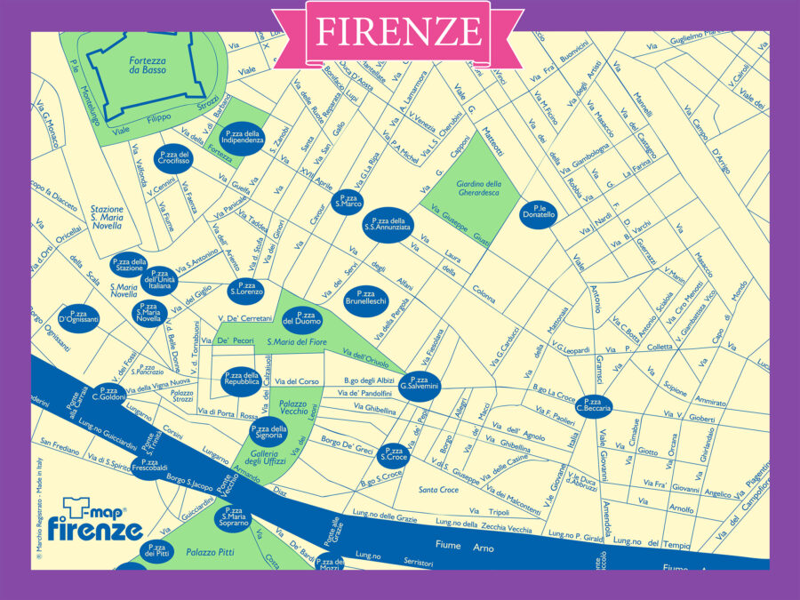 puzzle firenze t-map