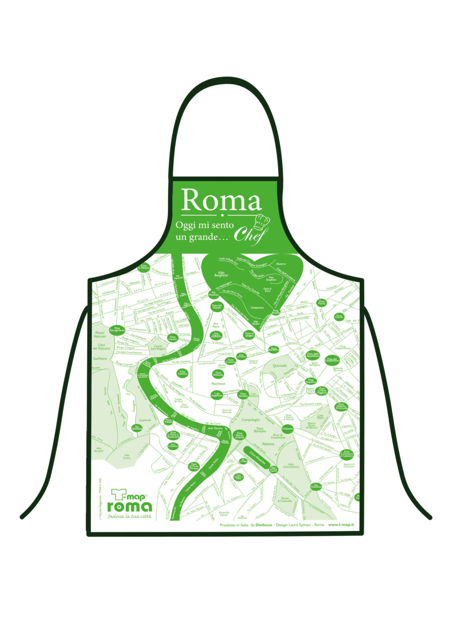 Grembiule Roma