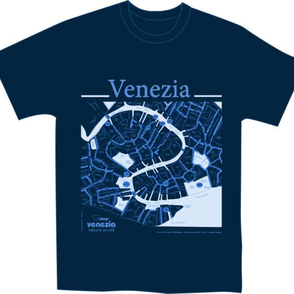 Venezia T-shirt T-map