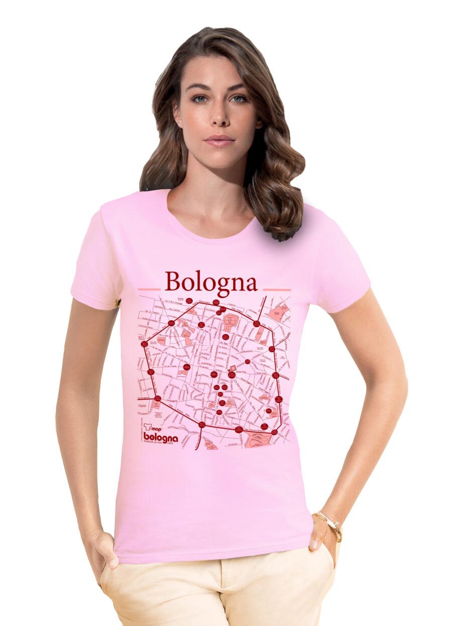 Bologna T-shirt T-map