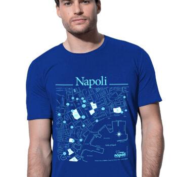 Napoli T-shirt T-map