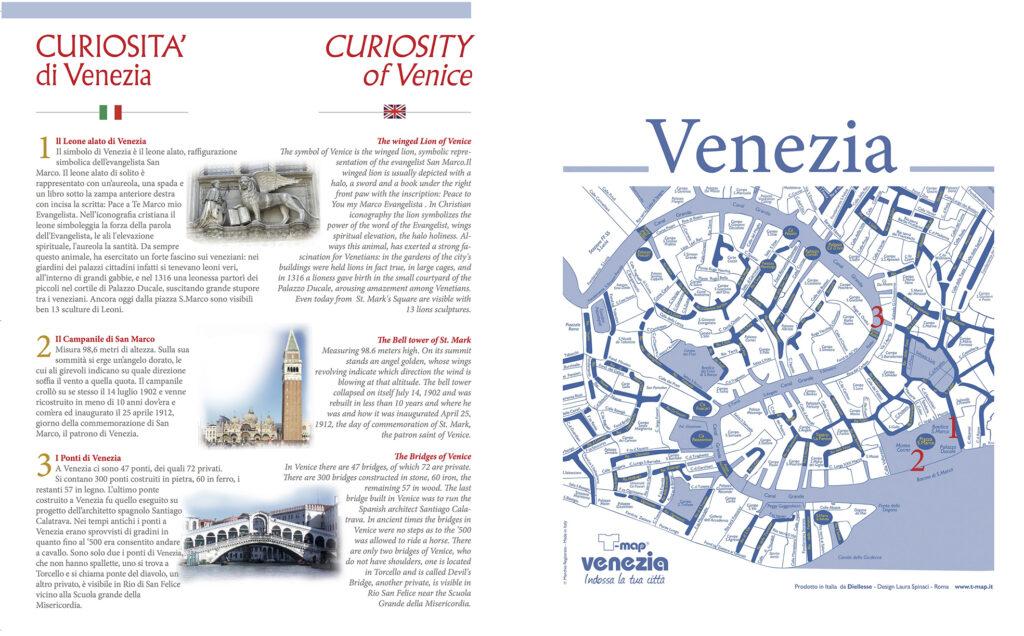 Packaging T-map Venezia
