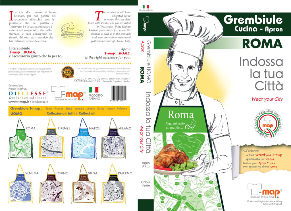 Packaging Roma
