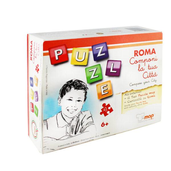puzzle roma